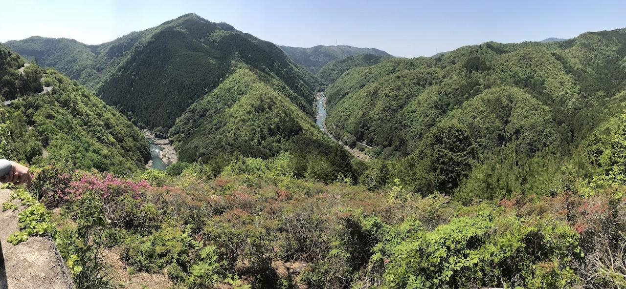 保津峡2018