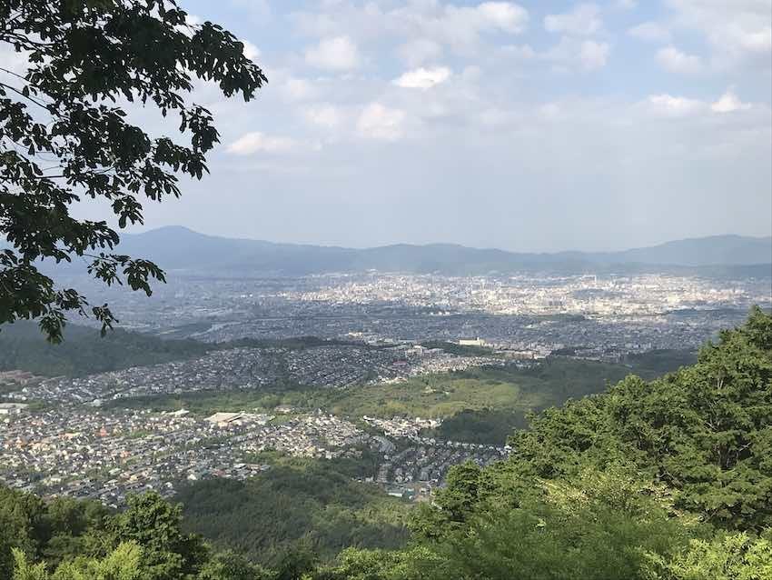 京都市内景色
