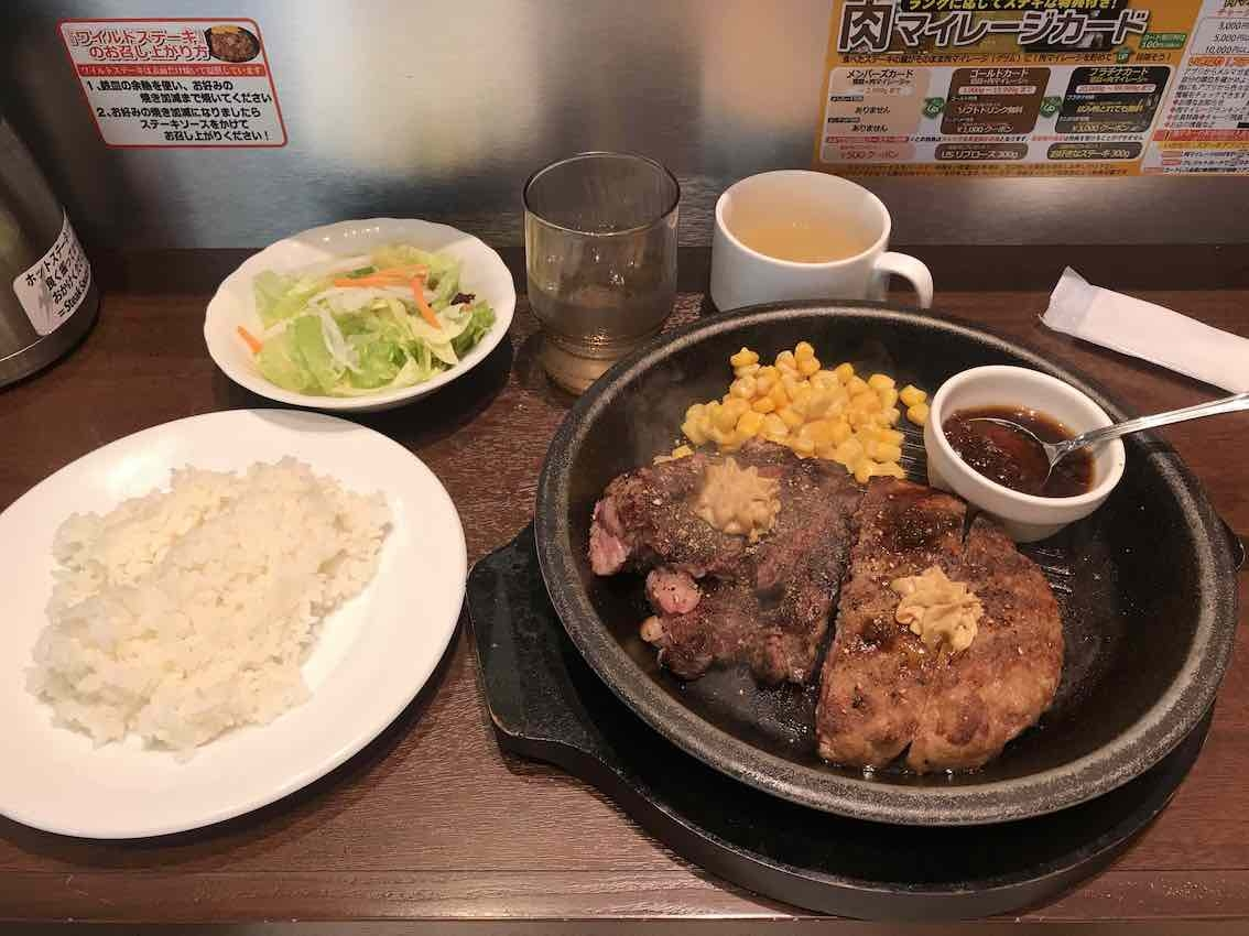 いきなりステーキ2019